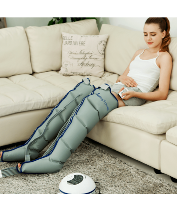 Аппарат прессотерапии манжеты для ног + манжета для талии Healing Friends